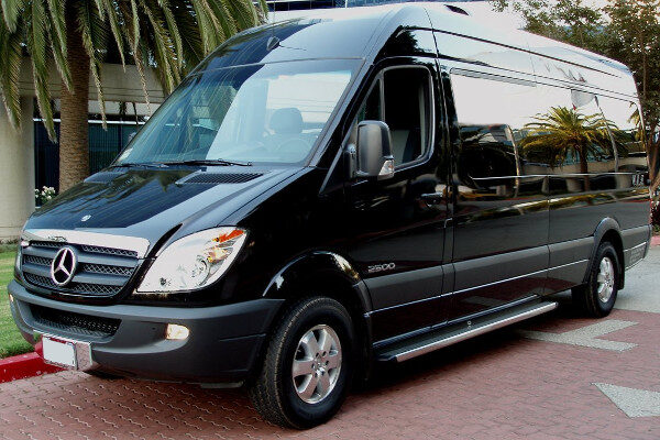 12 Person Sprinter In Fort Lauderdale