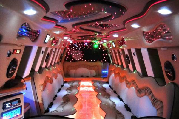 14 Person Escalade Limo Services Fort Lauderdale