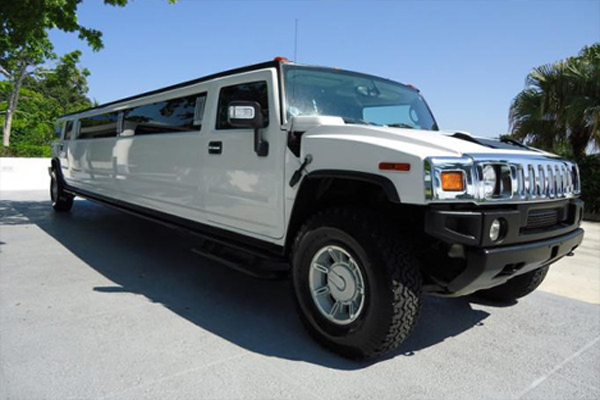 14 Person Hummer Fort Lauderdale Limo Rental