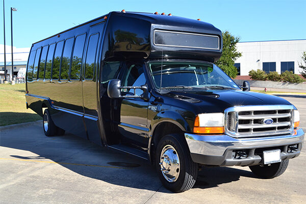15 Person Party Bus Fort Lauderdale