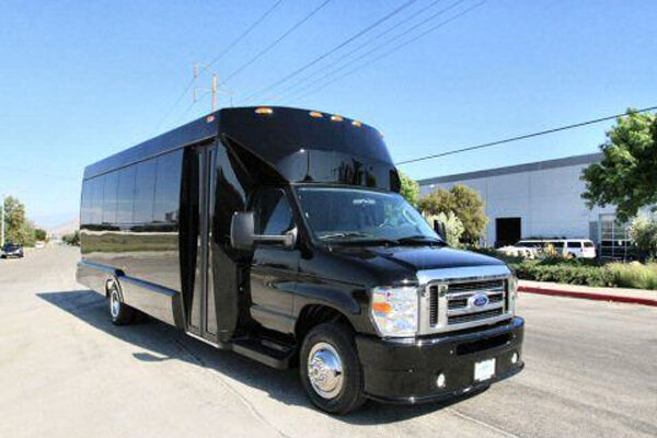20 Person Party Bus Fort Lauderdale