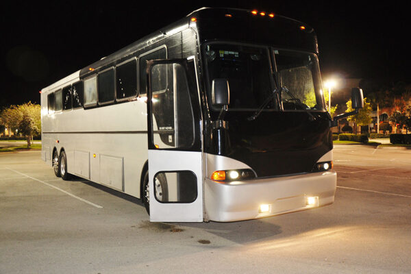 40 Person Party Bus Fort Lauderdale