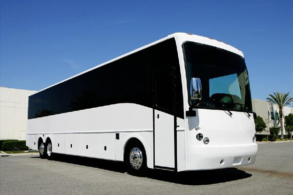 50 Person Charter Bus Service Fort Lauderdale