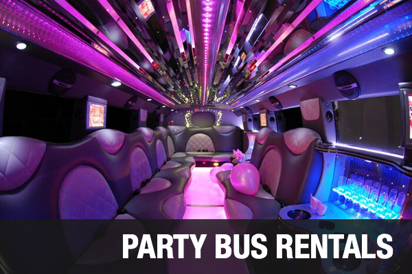 Party Bus Rentals Fort Lauderdale